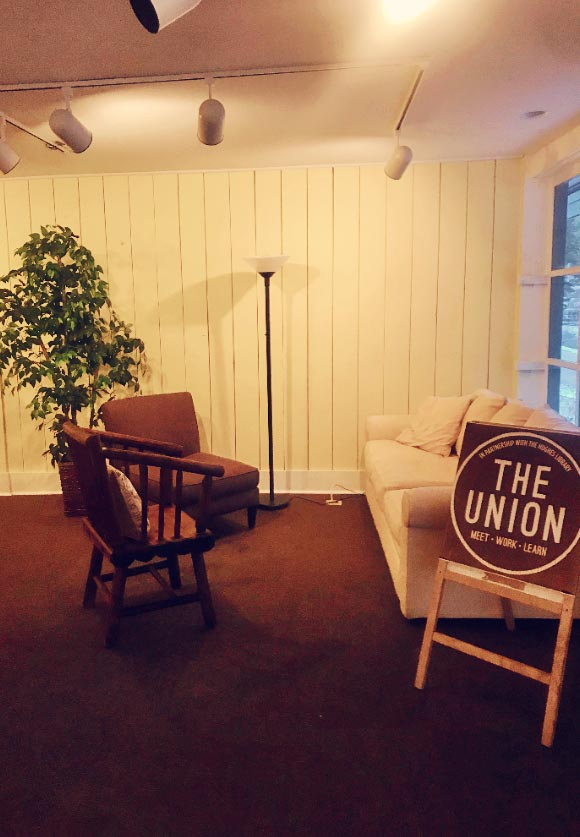 The Cornwall Union - Work Space